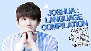 SEVENTEEN ; joshua language compilation