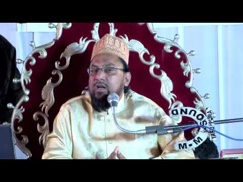 Jalsa E Shahadat E Imam E Hussain (R.A) By Farooq Khan Razvi At Yakhutpura Hyderabad Part 2