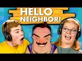 HELLO NEIGHBOR (Teens React: Gaming) thumbnail