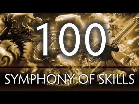 Dota 2 Symphony of Skills 100 (Special)