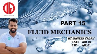 Fluid Mechanics PART 15 continuity equation