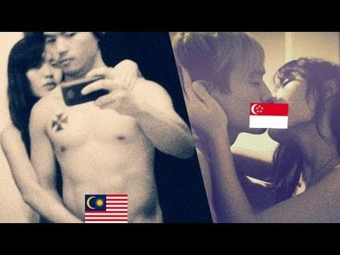 Sex blog couple anger Malaysia, Singapore