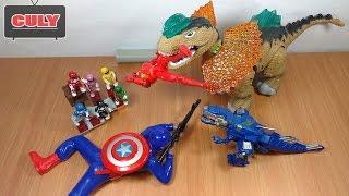 đồ chơi Siêu nhân gao bắt khủng long Robot