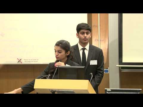 HSBC Asia Pacific Business Case Competition 2013 - Round1 C2 - SRCC