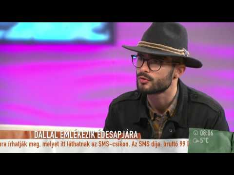 Bye Alex - Búcsúdallal Emlékezik édesapjára  - 2015.11.13. - Tv2.hu/mokka