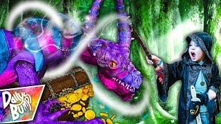 Dragon Treasure Hunt!