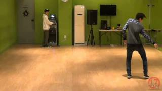 [CUT] Choi Hansol solo stage. Dancing.