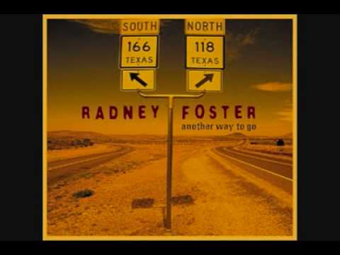 Radney Foster - Angel Flight Lyrics (hq) video
