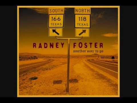 Radney Foster - Angel Flight Lyrics (hq) video
