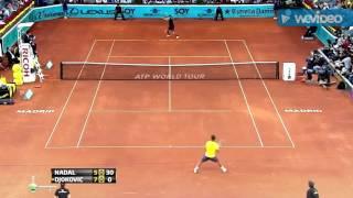 Rafael Nadal: Inexplicable