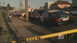 Police Search For Oakland Shooting Suspect Comes Up Empty