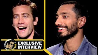 THE SISTERS BROTHERS Exclusive Jake Gyllenhaal & Riz Ahmed Interview (2018) JoBlo.com