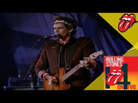 The Rolling Stones - Ruby Tuesday (Live) - Official 1991