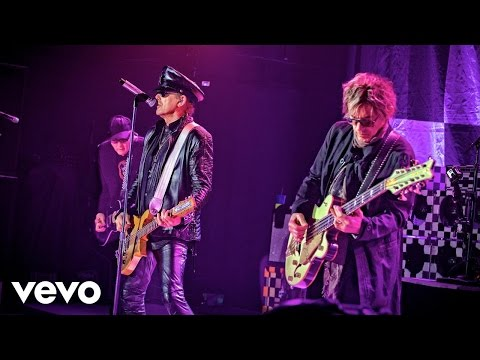 Front and Center Entertainment Presents: Cheap Trick
