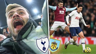 SUPERB SON (손흥민) SOLO GOAL & SISSOKO SCORES AGAIN!! | TOTTENHAM vs BURNLEY (5-0)