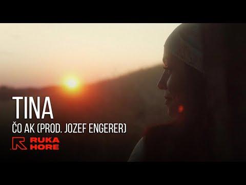 Tina - Čo ak (prod. Jozef Engerer) |OFFICIAL VIDEO|