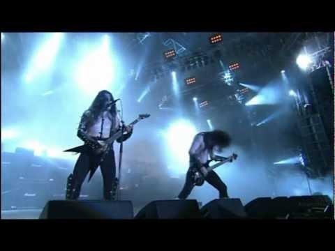 Immortal -  Tyrants(live Wacken Open Air 2007)hd video