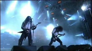 Immortal -  Tyrants(live Wacken Open Air 2007)HD