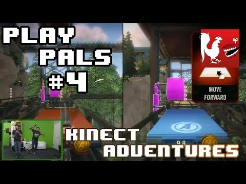 Play Pals #4 - Kinect Adventures