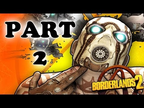 Borderlands 2 - Part 2 - Sir Hammerlock