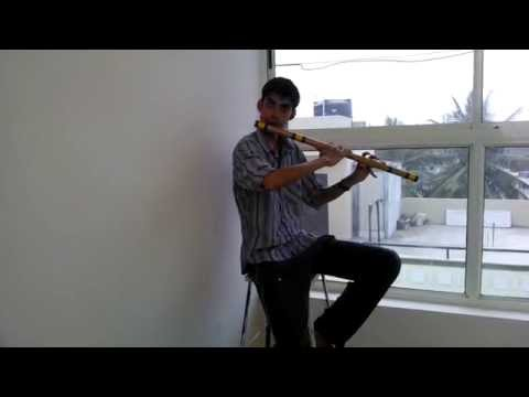 Jaage hai der tak flute cover by mayank shakalya