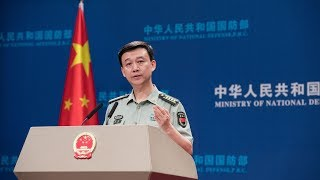 China condemns US sanctions on military, warns of consequences