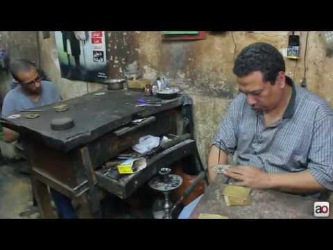 Reviving Egypt's copper craft
