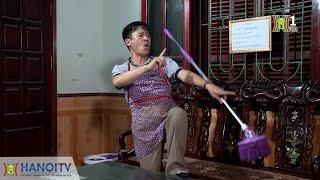 Xóm hóm ngày 14/05/2017 - Số 30 | Xom hom | Anh hùng râu quặp | Phim hài 2017