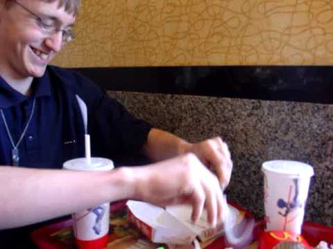 Meanwhile at McDonald's...