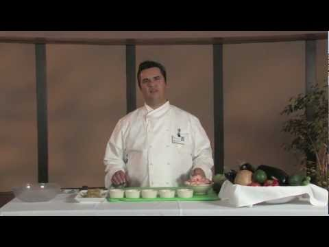 UIHC Healthful Recipes: Globe Artichoke stuffed with Avocado Shrimp