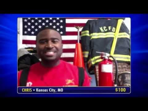 Let's Ask America - Meet Firefighter Chris!