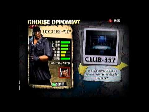 Def Jam Fight for NY Original Gangster Blazin Theme Looped