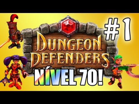 Dungeon Defenders: Episódio 1 -