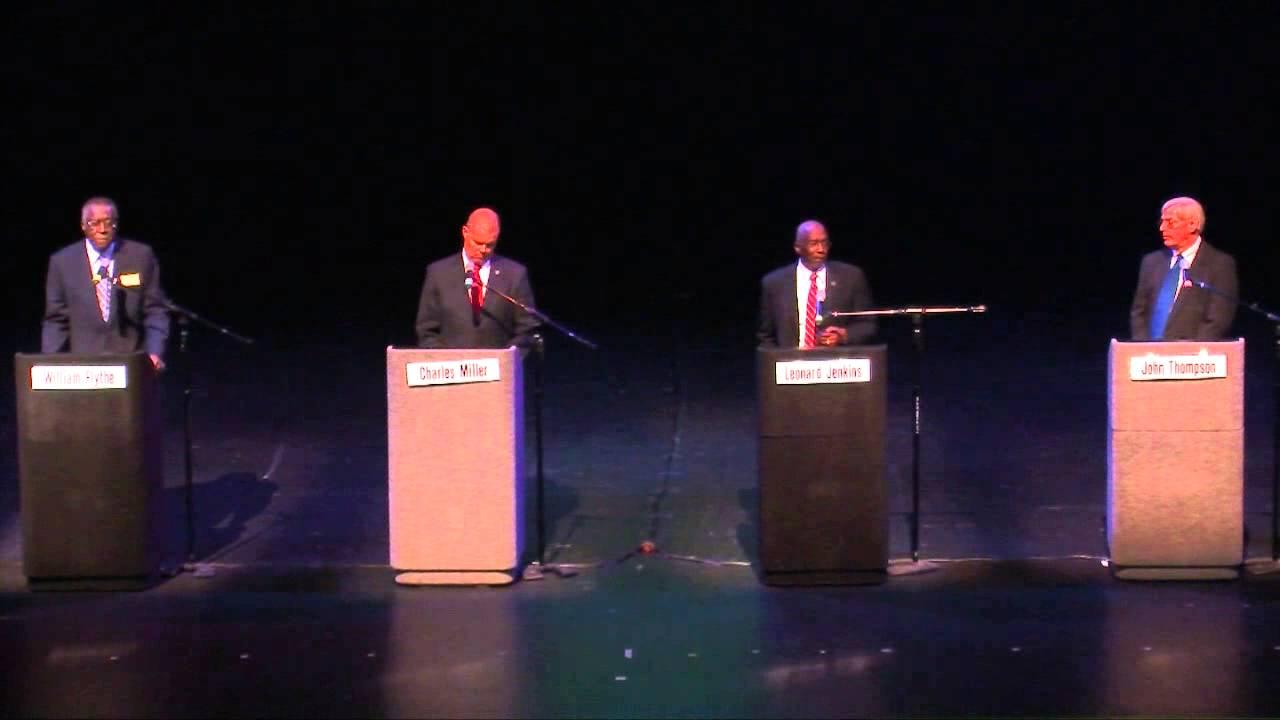 hendricks county meet the candidates 2014