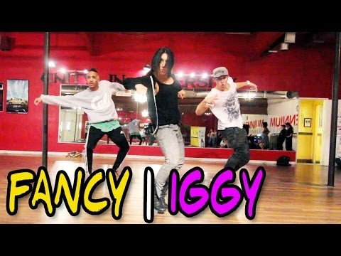 FANCY - Iggy Azalea Dance (unblocked) | MattSteffanina Choreography...