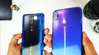Redmi K20 (Mi 9T) vs Redmi Note 7 SPEED & CAMERA TEST   Zeibiz