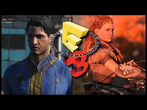 TOP 5 MOST ANTICIPATED GAMES POST E3 2015