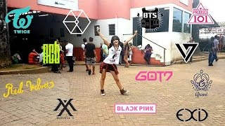 Download Lagu DANCING KPOP IN PUBLIC CHALLENGE #1 Gratis STAFABAND