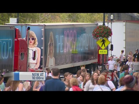 Family Says They Were Scammed Out Of Taylor Swift Tickets