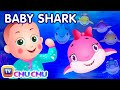 Baby Shark Song | Sing and Dance | Animal Songs for Children | ChuChu TV Nursery Rhymes & Kids Songs
