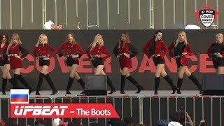 [RUSSIA] UPBEAT - THE BOOTS / 2018 K-POP COVER DANCE FESTIVAL