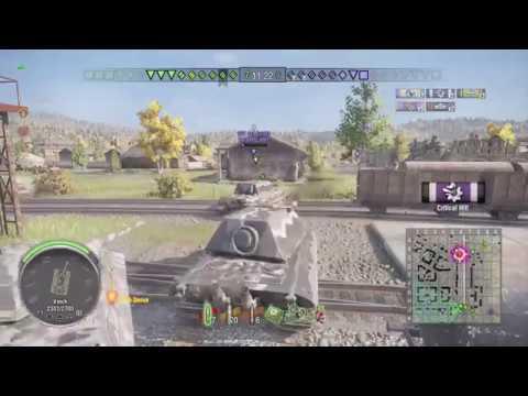 WoT Replay E100.  Xbox One