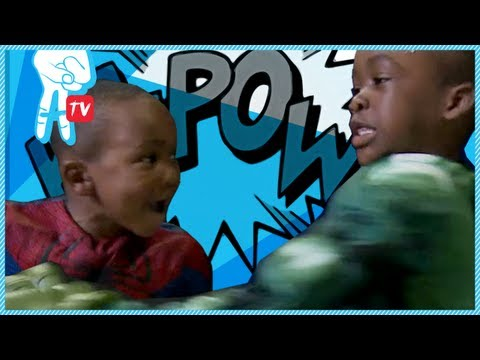 Hulk vs. Spider-Man - Superhero Presidential Debate - Crazy I Say Ep. 18