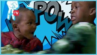 Hulk vs. Spider-Man - Superhero Presidential Debate - Crazy I Say Ep. 18