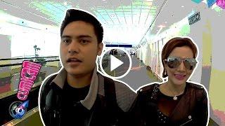 Kemesraan Galih Ginanjar dan Kumalasari di Malaysia - Cumicam 26 Januari 2017