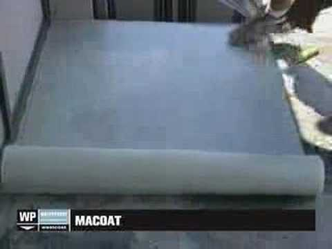 Westcoat MACoat Waterproof Coating for Concrete