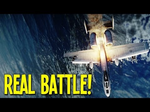 REAL BATTLE! - Battlefield 3