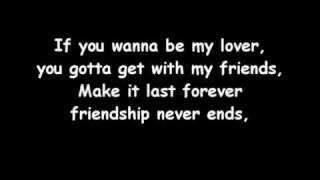 Spice Girls - Wannabe (Lyrics)