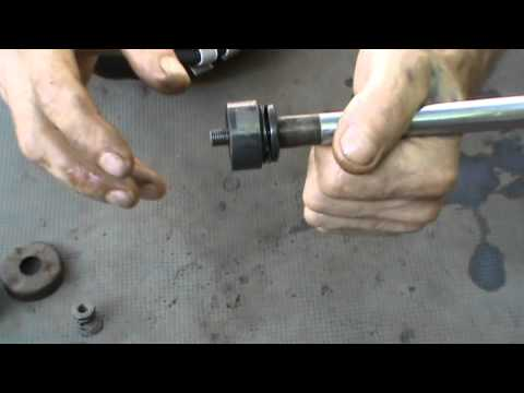 Как сделать жесткий или мягкий амортизатор