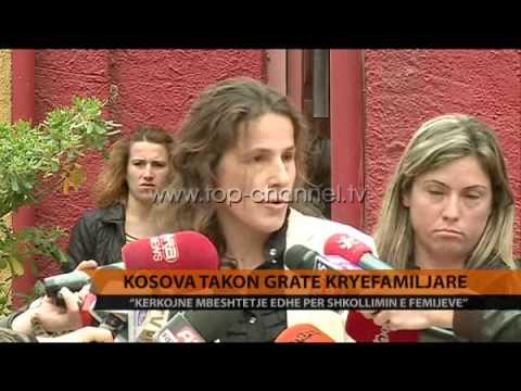 """""""21 Qershori"""", Kosova takon gratë kryefamiljare të Tiranës - Top Channel Albania - News - Lajme"""
